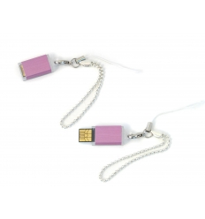 Mini utfällbart USB-minne