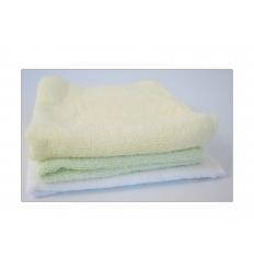 Environmental friendly bamboo wash cloth