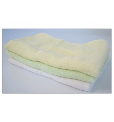 Miljövänlig handduk av bambu