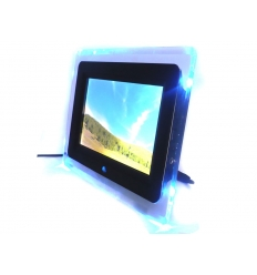 Digital fotoram LED backlight - 7 tum