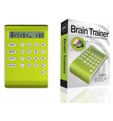 Brain trainer med miniräknare - hjärngympa