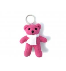 Rosa björn i nyckering