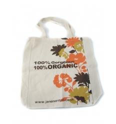 Promotionväska av organiskt bomull