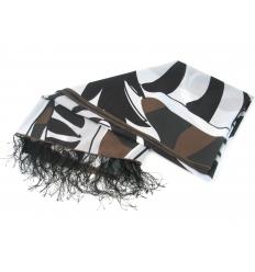 Zebra shawl