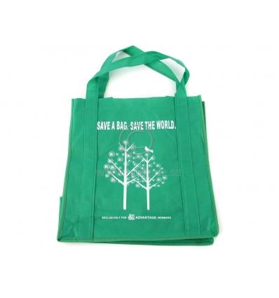 Non-woven väska