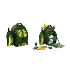 Picknick ryggsäck för 2 personer