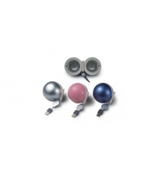 USB bärbar minihögtalare
