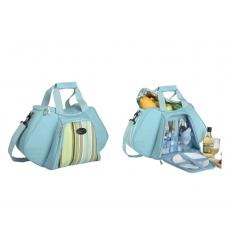 Picknick väska med tillbehör
