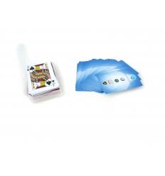Spelkort med tryck