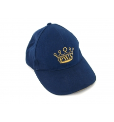 Cap with embroidery