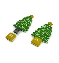 USB-minne - Blinkande julgran
