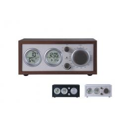 Retrodesignad klockradio
