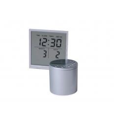 Alarmklocka - cylinder