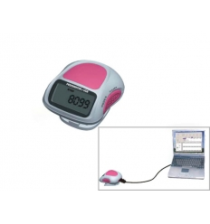 USB multifunctional pedometer
