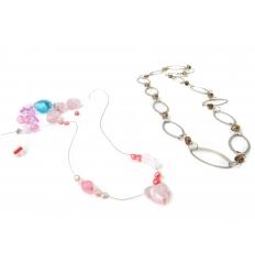Pärlmix - tillverka egna smycken
