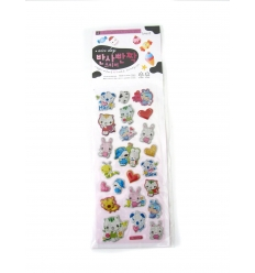 Pearl stickers - assorted