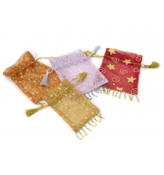 Organza bag - Indian