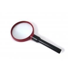 Illuminated magnifier