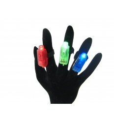 Finger lamp