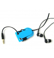 Headphone cord reel