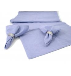Tablerunner and napkin set