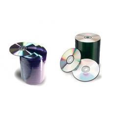Tomma DVD-skivor