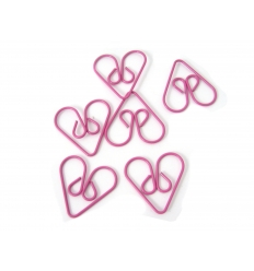 Paper clips - heart