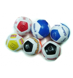 Mini football with logo
