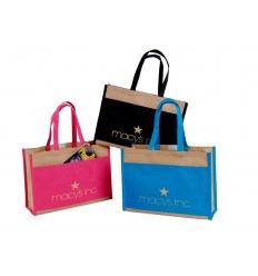 Shopping bag - jute
