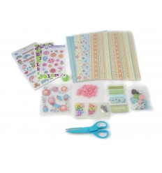 Scrapbook kit - Spring