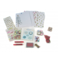 Scrapbook kit - Julsäsong