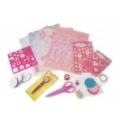Scrapbook kit - Alla hjärtans dag