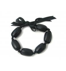 Armband med silkesband