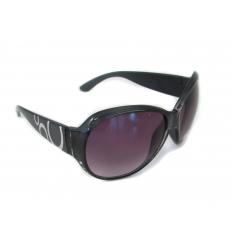 Stora moderna solglasögon