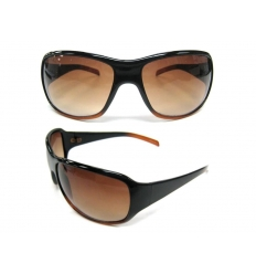 Sunglasses with tinted glass