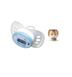 Thermometer - baby pacifier