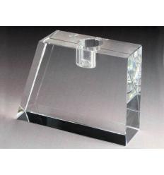 Ljusstake kristall