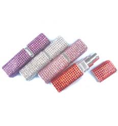 Sprayflaska för parfym - kristaller