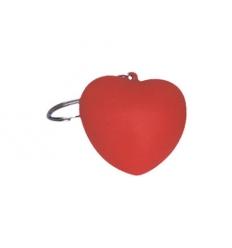 Stressboll - nyckelring