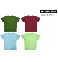 T-shirt with imprint - Basic