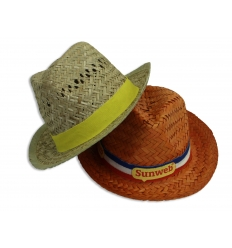Fedora hat - promotional