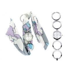 Ladies watch - scarf