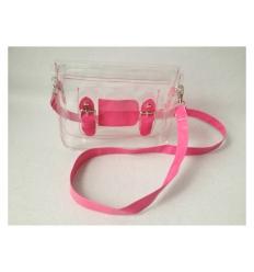 Genomskinlig handväska