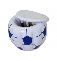 Uppblåsbar kylfotboll