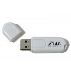 USB flash drive  - plastic