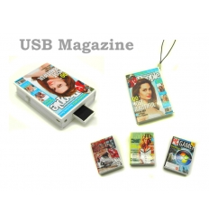 USB-minne - magazine