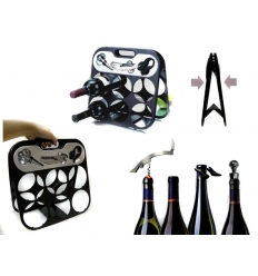 Wine rack set