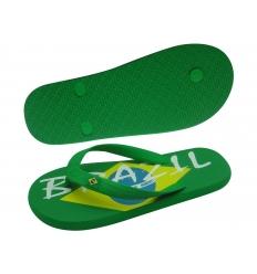 Flip Flops with logo print