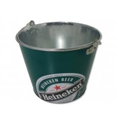 Ice bucket with print