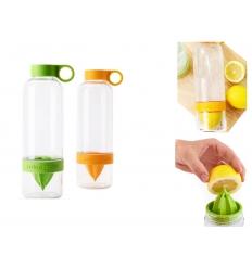 Citrus press bottle